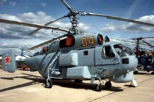 Біля Одеси розбився вертоліт