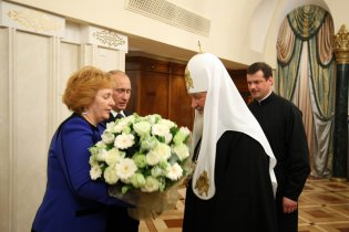 Блогери: Путін віддав дружину до монастиря