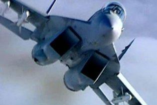 В Белоруссии разбился МиГ-29 вместе с экипажем