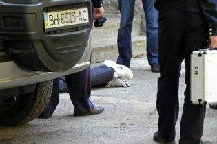 """В Одессе расстреляли правую руку """"криминального короля"""""""