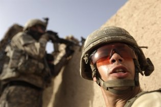 В Афганістані американців вбивають російськими кулями