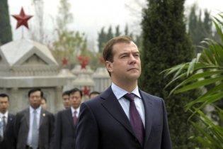 Медведев посетовал, что в России нет смертной казни