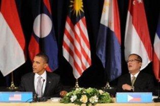 США извинились за перевернутый флаг Филиппин