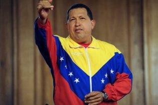 Уго Чавес залякав найкращу збірну світу