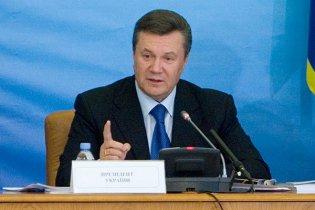 Янукович выступил против оккупации Ливии