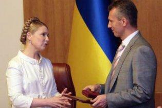 Хорошковський: Тимошенко не була борцем з корупцією