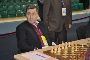 Украина подписала мир с Россией на шахматной Олимпиаде
