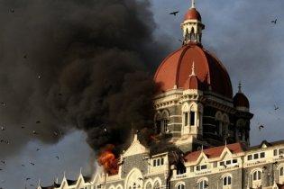 """Обама переночует в отеле """"Тадж Махал"""" , ставшем объектом нападения террористов"""
