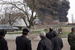 У Нальчику біля школи вибухнула саморобна бомба: одна людина загинула