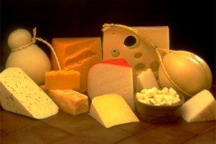 Сыр в Украине подешевеет на 20%