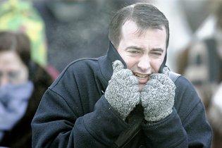 В Україні очікується похолодання до -5 градусів