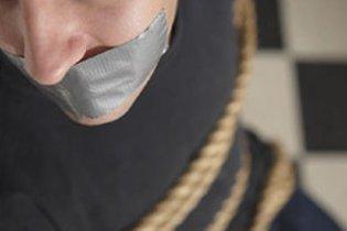 В центре Донецка похитили чиновника