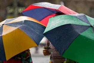 Понеділок не порадує українців гарною погодою