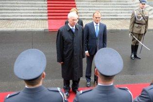 Польща підтверджує стратегічний рівень співпраці з Україною
