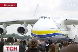 """Під Києвом відкрився 7-й авіакосмічний салон """"Авіасвіт"""""""