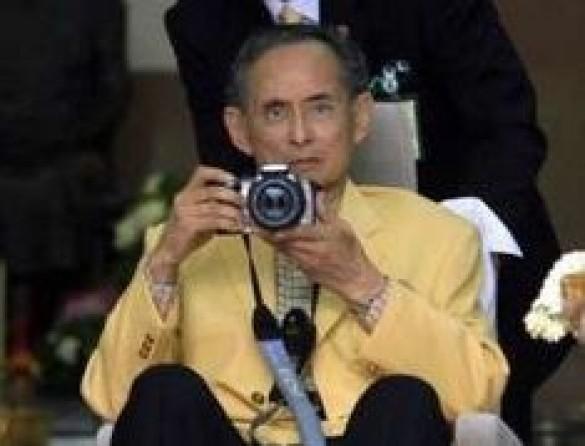Король Таїланду Пуміпона Адульядета