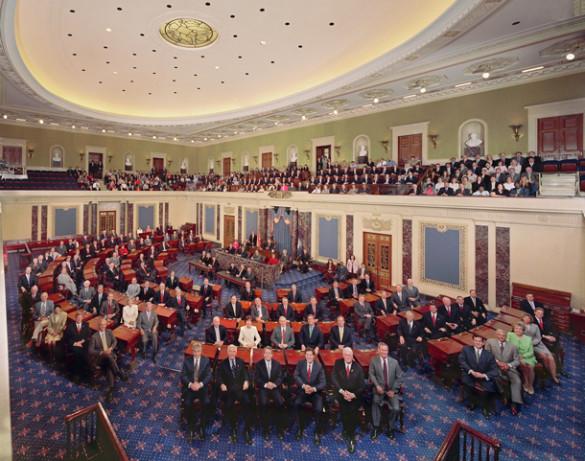 Сенат США (Фото: Wikipedia)
