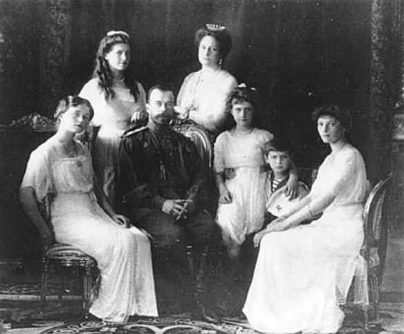 Царська родина Романових