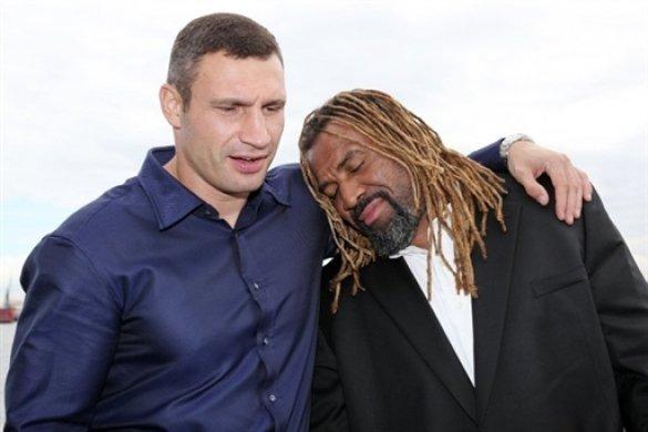 Віталій Кличко і Шеннон Бріггс провели прес-конференцію_7