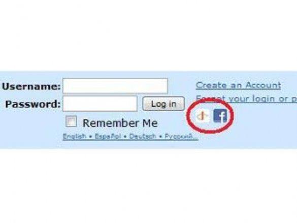 Інтеграція ЖЖ з Twitter і Facebook