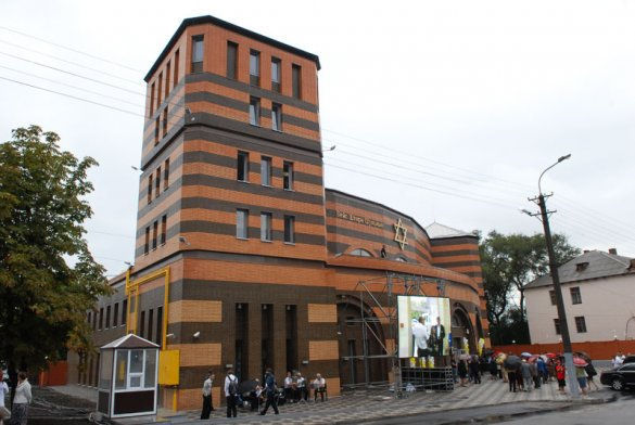 Відкриття синагоги у Кривому Розі_5
