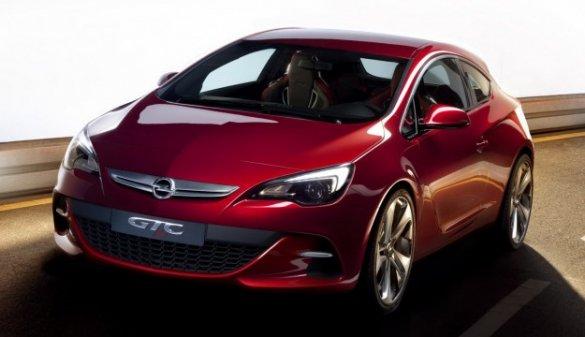 Opel Astra Sports Tourer Wagon
