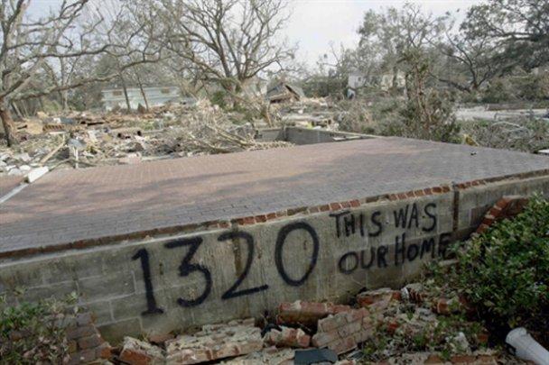 П'ята річниця урагану Катріна