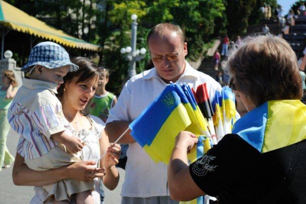 День Независимости Украины: что сделано за 19 лет