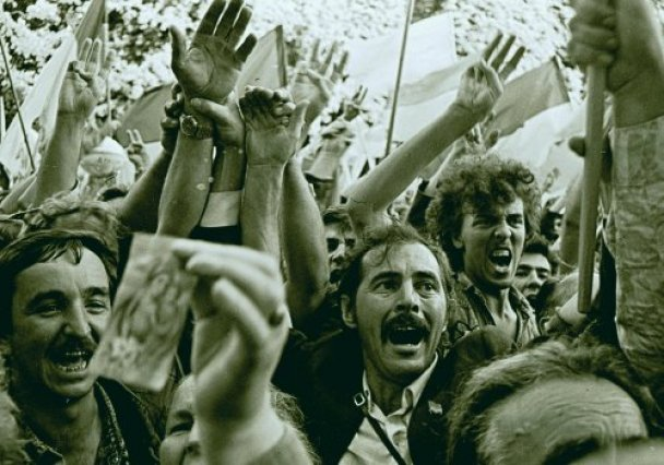 20 лет Независимости Украины в фотографиях
