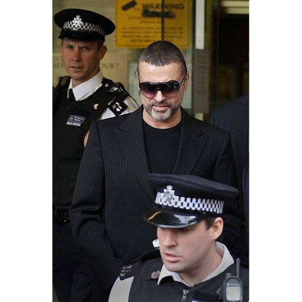 Джорджа Майкла засудили до двох місяців в'язниці