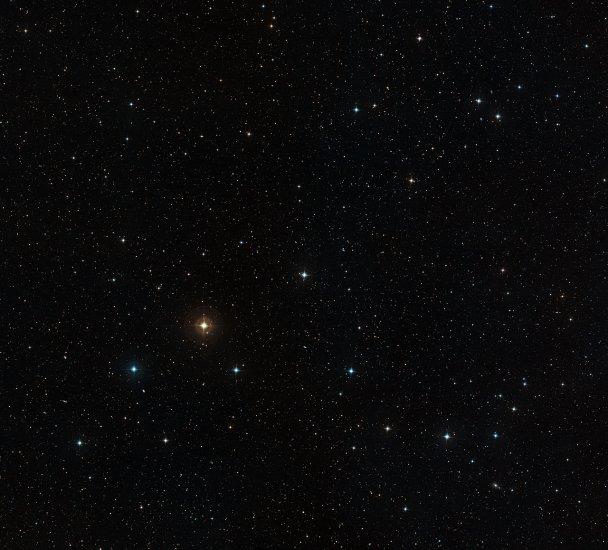 Астрономы нашли крупнейшее созвездие планет за пределами Солнечной системы