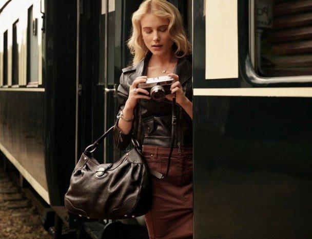 Правнучка Хемінгуея рекламує сумки Louis Vuitton