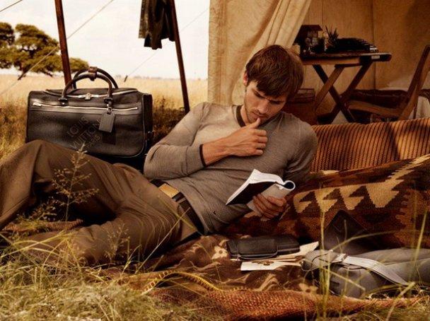 Правнучка Хемингуэя рекламирует сумки Louis Vuitton