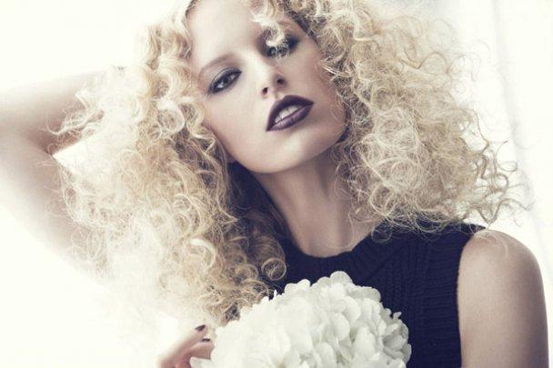 Каролина Куркова снялась для Vogue