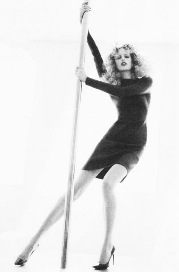 Кароліна Куркова знялась для Vogue