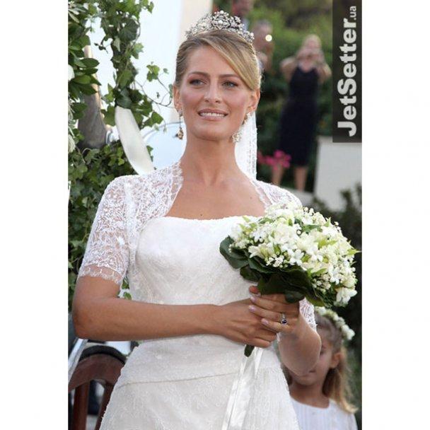 Громкая королевская свадьба в Греции