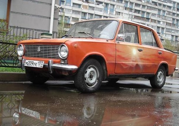 Топ-5 машин, которые чаще всего угоняют в Киеве