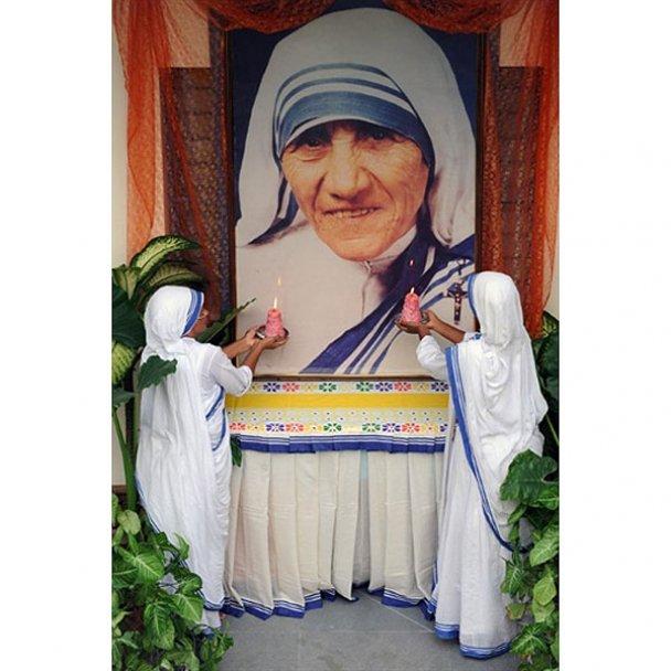 100-летие со дня рождения матери Терезы