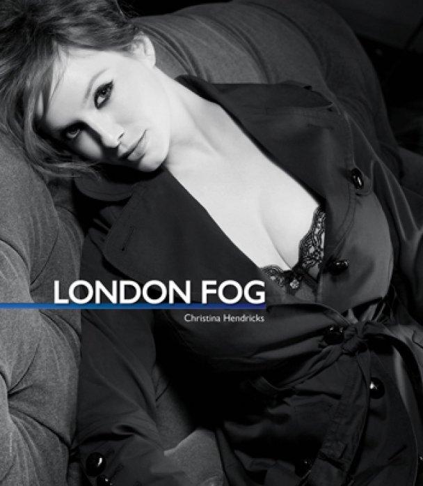 Сексуальная Кристина Хендрикс стала лицом London Fog