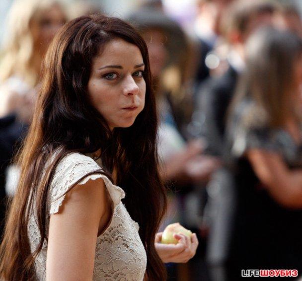 Марина Александрова устроила скандал на съемках