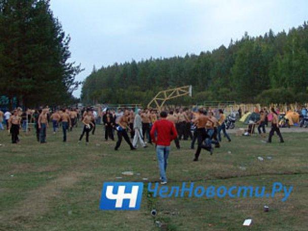 Побоїще на рок-фестивалі в Росії організував господар шашличної