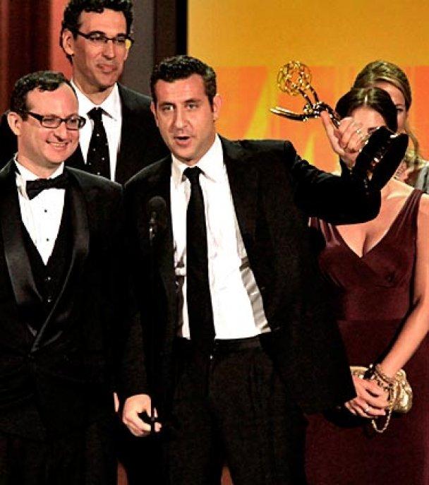 У США вручили головну телевізійну премію року