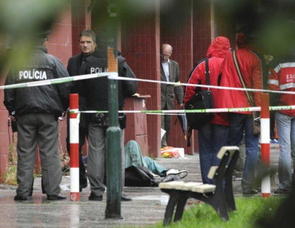 Жертвами словацкого стрелка стали семь человек