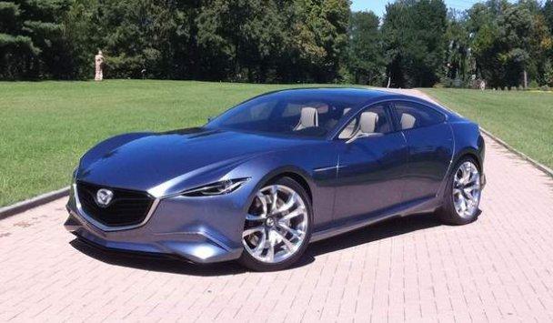 Mazda представила новый стиль для своих моделей