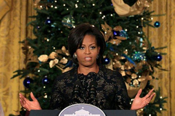 Мішель Обама затьмарила своїм танцем Бейонсе