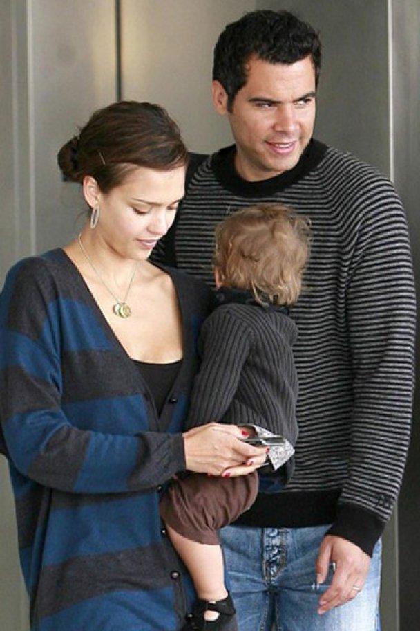 Джессіка Альба вдруге стала мамою