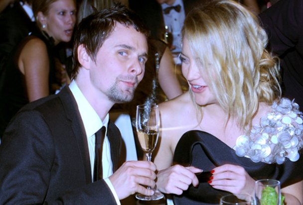 Кейт Хадсон та фронтмен Muse стали батьками