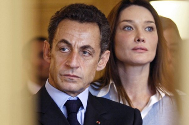 Карла Бруні та Ніколя Саркозі усиновлять дитину