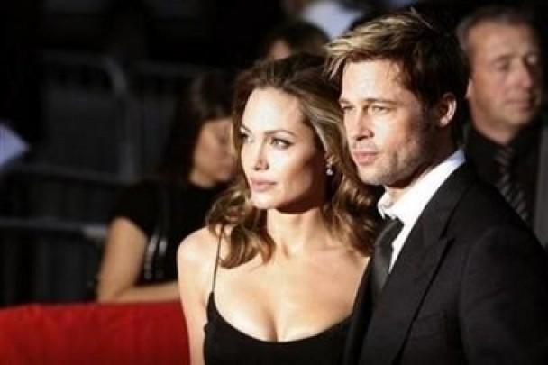 Бред Пітт хоче одружитись із Джолі