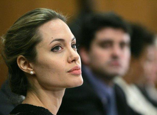 Джолі розповіла про стоcунки із Деппом